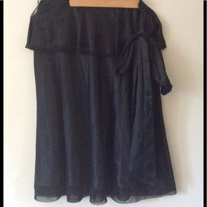 Marc Jacobs 100 % Silk Skirt